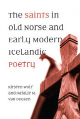 Omslag - The Saints in Old Norse and Early Modern Icelandic Poetry
