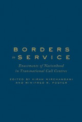 Omslag - Borders in Service