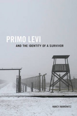 Omslag - Primo Levi and the Identity of a Survivor