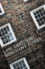 Omslag - Law, Debt, and Merchant Power