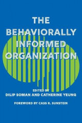 Omslag - The Behaviourally Informed Organization