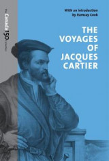 Omslag - The Voyages of Jacques Cartier