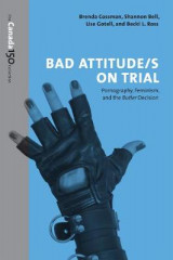 Omslag - Bad Attitude(s) on Trial
