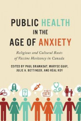 Omslag - Public Health in the Age of Anxiety