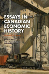 Omslag - Essays in Canadian Economic History