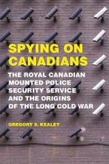 Omslag - Spying on Canadians