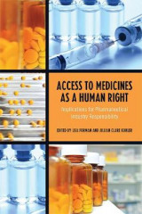 Omslag - Access to Medicines as a Human Right