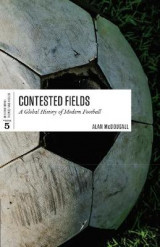Omslag - Contested Fields