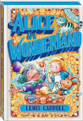 Alice in Wonderland av Hinkler Books og Lewis Carroll (Innbundet)