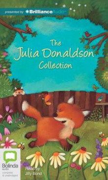 The Julia Donaldson Collection av Julia Donaldson (Lydbok-CD)
