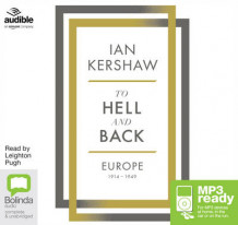 To Hell and Back av Ian Kershaw (Lyddisk)