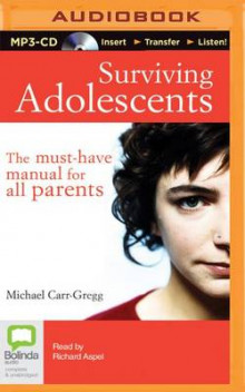 Surviving Adolescents av Michael Carr-Gregg (Lydbok-CD)