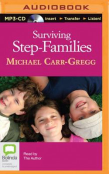 Surviving Step-Families av Michael Carr-Gregg (Lydbok-CD)