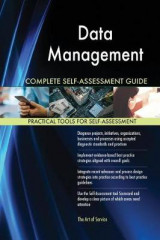 Omslag - Data Management Complete Self-Assessment Guide