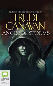 Angel of Storms av Trudi Canavan (Lydbok-CD)