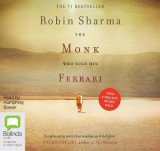 Omslag - The Monk Who Sold His Ferrari