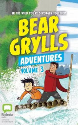 Omslag - Bear Grylls Adventures: Volume 3