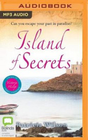 Island of Secrets av Patricia Wilson (Lydbok-CD)