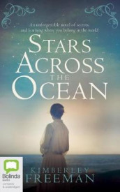 Stars Across the Ocean av Kimberley Freeman (Lydbok-CD)