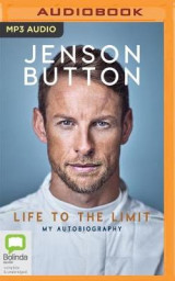 Omslag - Jenson Button: Life to the Limit