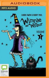 Omslag - Winnie and Wilbur Volume 1