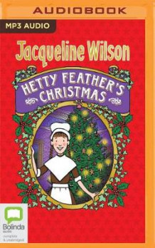 Hetty Feather's Christmas av Jacqueline Wilson (Lydbok-CD)