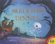 Skeleton for Dinner av Margery Cuyler (Innbundet)