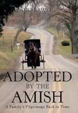 Omslag - Adopted by the Amish
