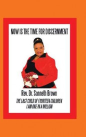 Now Is the Time for Discernment av Rev Dr Sanneth Brown (Innbundet)
