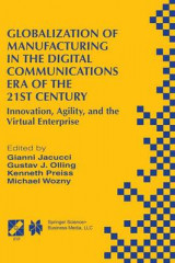 Omslag - Globalization of Manufacturing in the Digital Communications Era of the 21st Century