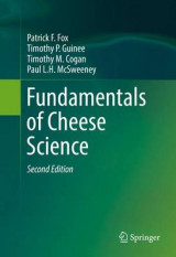 Omslag - Fundamentals of Cheese Science 2016