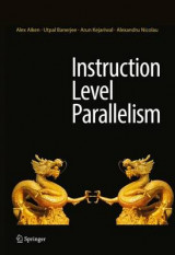 Omslag - Instruction Level Parallelism 2016