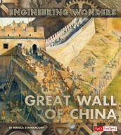 The Great Wall of China av Rebecca Stanborough (Innbundet)