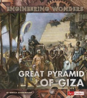 Great Pyramid of Giza (Engineering Wonders) av Rebecca Stanborough (Heftet)