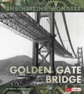 Golden Gate Bridge (Engineering Wonders) av Rebecca Stanborough (Heftet)