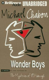 Wonder Boys av Michael Chabon (Lydbok-CD)