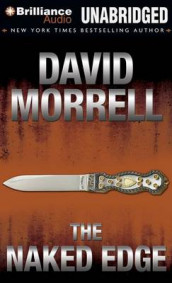 The Naked Edge av David Morrell (Lydbok-CD)