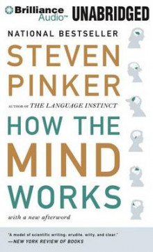 How the Mind Works av Steven Pinker (Lydbok-CD)