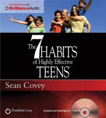The 7 Habits of Highly Effective Teens av Sean Covey (Lydbok-CD)
