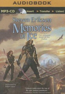Memories of Ice av Steven Erikson (Lydbok-CD)