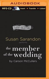 The Member of the Wedding av Carson McCullers (Lydbok-CD)