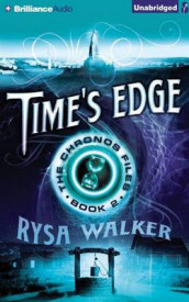 Time's Edge av Rysa Walker (Lydbok-CD)