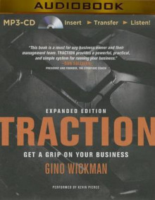 Traction av Gino Wickman (Lydbok-CD)
