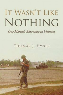 It Wasn't Like Nothing av Thomas J Hynes (Heftet)