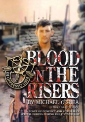 Blood on the Risers av Michael O'Shea (Innbundet)