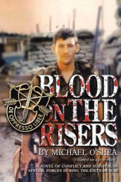 Blood on the Risers av Michael O'Shea (Heftet)