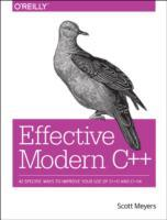 Effective Modern C++ av Scott Meyers (Heftet)