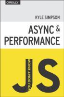 You Don't Know JS - Async & Performance av Kyle Simpson (Heftet)