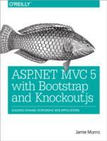 Omslag - ASP.NET MVC 5 with Bootstrap and Knockout. JS