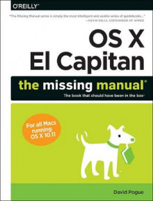 OS X El Capitan: The Missing Manual av David Pogue (Heftet)